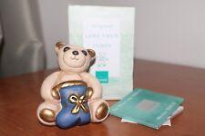Thun vintege, orso Teddy . Altezza 8 cm.