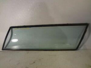 Passenger Quarter Glass for 86-90 Oldsmobile Custom Cruiser Wagon