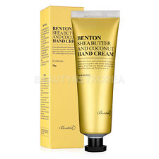 [Benton] Shea Butter And Coconut Hand Cream 50g / Korea cosmetic