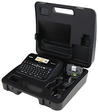 Brother PT-D600VP PC-Connectable Label Maker Color Display Carry Case PTD600VP