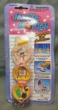 Vintage Dolly Pocket Beautiful Kit Collection Photo Locket~Generic Polly Pocket