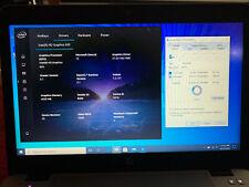 Hp Elitebook 840 G4 Intel(R) Core(TM) i7-7600U CPU @ 2.80 GHz 8 GB DDR4 256 SSD