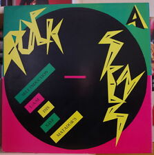 ROCK A SENS VARIOUS ARTISTS NEW WAVE FRENCH LP SYRINX 1986