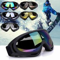 Winter Snow Ski Goggles Men Women Anti-fog Lens Snowboard Snowmobile Motorcycle