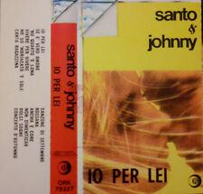 Santo & Johnny - Io Per Lei (Cassetta)