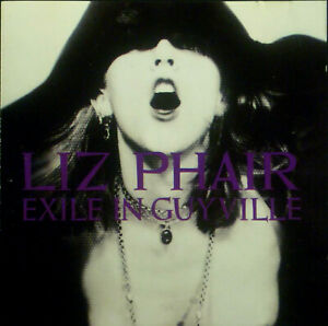 CD LIZ PHAIR - exile guyville, vg+/m-