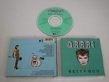BETTY BOO/GRRR! IT´S BETTY BOO(SIRE-REPRISE 9 45096-2) CD ALBUM