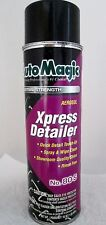 XPRESS DETAILER SPRAY by Auto Magic, Final detail on paint, chrome, glass. 16 oz
