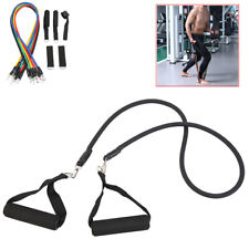 11Pcs/Set Resistance Bands Home Workout Exercise Yoga Crossfit Fitness Training