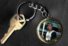 Roberto Clemente Keychain Key Chain Pittsburgh Pirates