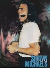 Shawn Michaels Dan Severn 8x10 Magazine Page Pin-up Poster Wrestler WWE WCW WWF