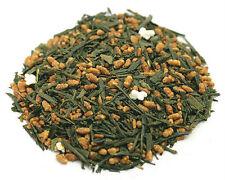 Premium Genmaicha Matcha blended Japanese Green Tea Fukamushi Leaf 100g 3.5oz