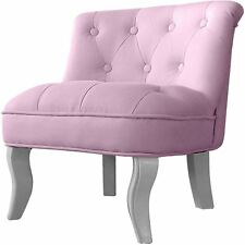 Kidsaw MINI CHAIR CABRIO PINK Comfy Seat Children'S Lounge Furniture BN