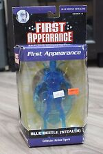 DC Direct 1st Appearance Series 4 Collector Action Figure: Blue Beetle (Stealth)
