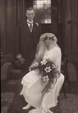 Hebden Bridge Studio Photo. Wedding Pair by Westerman, Hebden Bridge & Todmorden