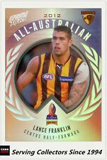 2013 Select AFL Prime All Australia Team Card AA11 Lance Franklin (Hawks)