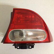 2006-2008 Honda Civic Sedan RH Right Passenger Tail Light OEM 06 07 08 Clean