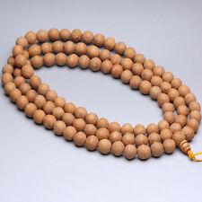 14mm Tibet Buddhism 108 Phoenix Eyes Bodhi Seeds Mala Necklace