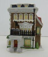 Dept 56 Dickens Village Crown & Cricket Inn Non-Lit Ornament Good Condition