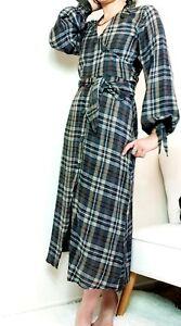 Zara NEW WOOL DRESS SIZE XS