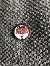 Club Nme Retro Badge (red Torpedo) Indie Britpop Swansea Sin City, London Koko