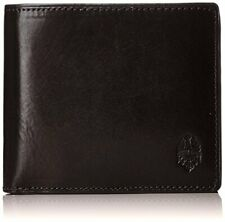 [Bianchi] bi-fold wallet Bib-1503 boxes with chocolate One Size