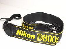 NIKON D800E CAMERA NECK STRAP , AN-DC6E  Genuine