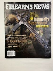 FIREARMS NEWS Magazine 2016 Vol. 70 issue 16 Gun Sales Reviews & Information