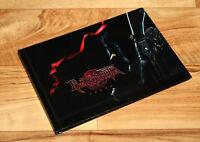 Bayonetta Artbook Art Book Playstation 3 PS3 Xbox 360 Rare Multi Language