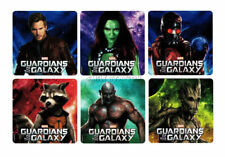 12 Guardians of the Galaxy Stickers Kid Party Goody Loot Bag Filler Favor Supply