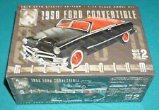 1950 Ford Convertible AMT Millennium 1/25 Factory Sealed.