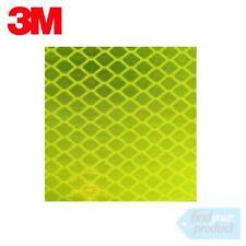 3M CLASS 1 DIAMOND FLUORO YELLOW-GREEN REFLECTIVE- (4083) -300mm x 200m (A4)