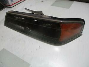 08 GMC CANYON LEFT Front Lamp