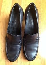 Women's Trotters Black Loafer Style Dress Shoes Size 7 M