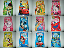 Childrens Childs Kids Passport Cover Holder 31 Designs