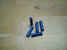 50 Flachsteckhülsen blau, 2,8 voll isoliert für Kfz+++