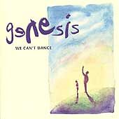 We Can't Dance by Genesis (CD, Nov-1991, Atlantic) U.K. Band 12 Songs by Genesis