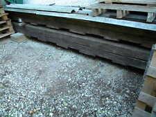 1750-1850 TRAMDECKE HOLZDECKE 4 Balken BOLEN 5,2x6,4 M Holzhaus Abbruch Altholz