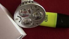 Lot de 3 Ampoule  GU10 à LED'S  3W-220V OVADO