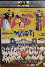 Masti / Munna Bhai M.B.B.S. (2 disc) (DVD)