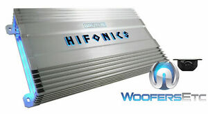 HIFONICS BG-4000.1D BRUTUS 4000W 1 CH 8000W MAX SUBWOOFERS SPEAKERS AMPLIFIER