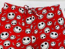 DISNEY Tim Burton's Nightmare Before Christmas pajama pants Jack Skellington