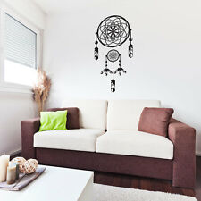 Intricate Native American Dreamcatcher Vinyl Wall Art Decal for Home Decor / ...