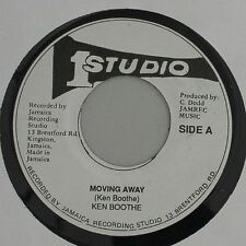 KEN BOOTHE - MOVING AWAY (STUDIO 1) 1968