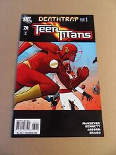Teen Titans  70 .  DC . 2009 -  VF