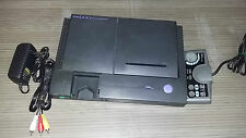 Pc-Engine DUO CD console - Work: Japanese Hucard / American US Turbo Grafx game