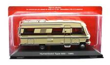 Camping Car Hypermobile Type 650 - 1/43  CAMION VOITURE DIECAST CARAVANE