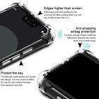 Shockproof Clear Gel Case For HTC Desire 21 Pro / 20+ / 20 pro 12s U19e U11 U20