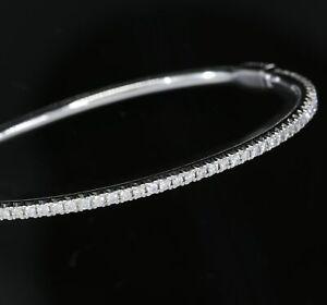 Tiffany & Co. Metro Diamond Bracelet in 18K White Gold