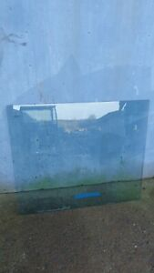 Caterpillar 246-3499 Glass Caterpillar 420E Military Backhoe Rear Upper Glass